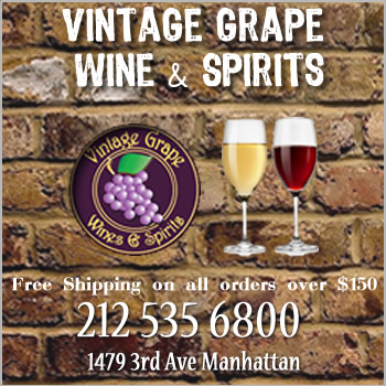 Vintage Grape Wine & Spirits Manhattan