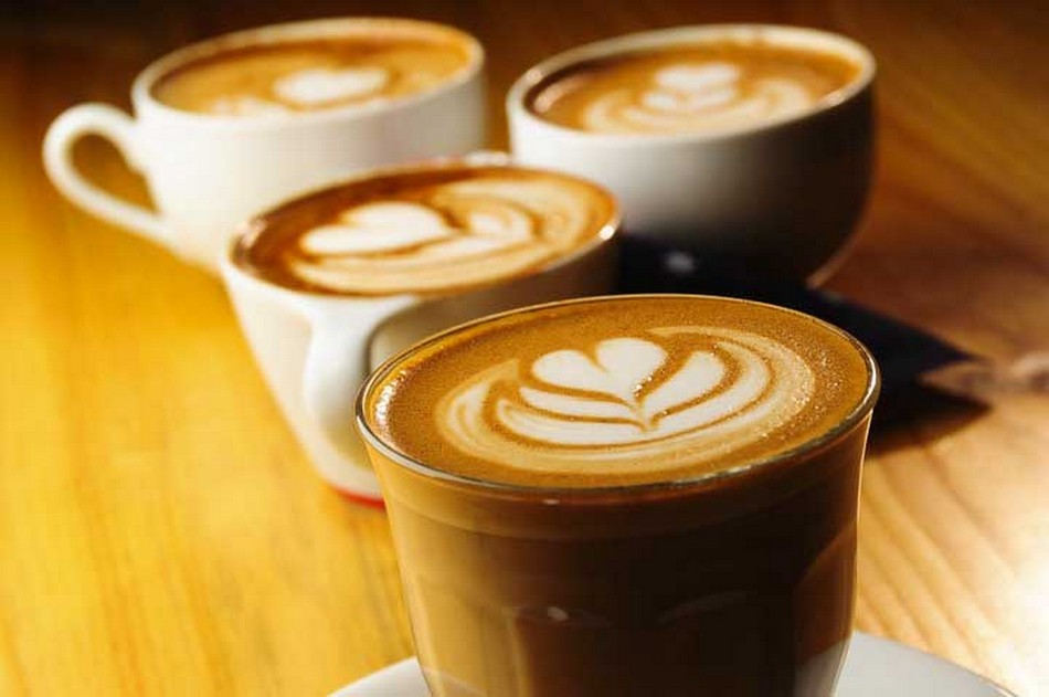 BEST TRENDY COFFE SHOPS  - NYC