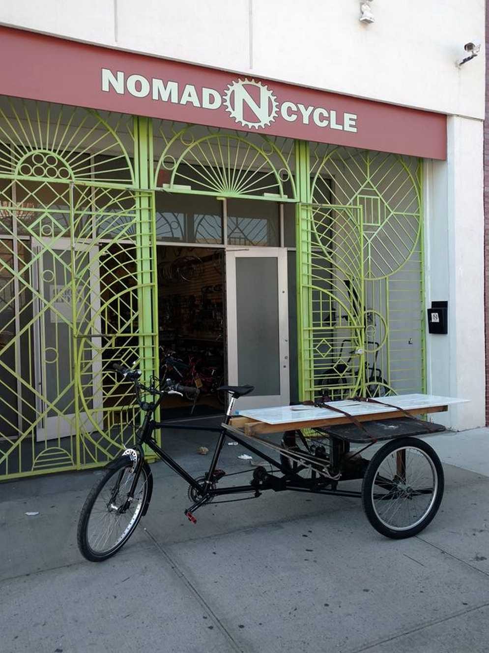 Nomad Cycle 007