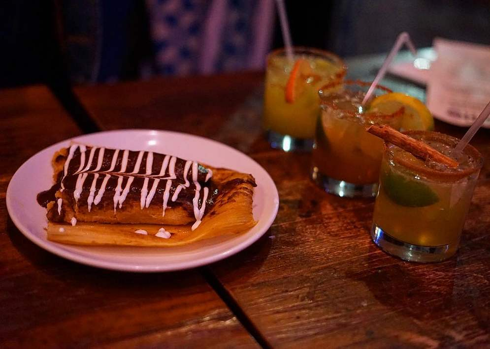 aplez best brunch in park slope miti miti mordern mexican