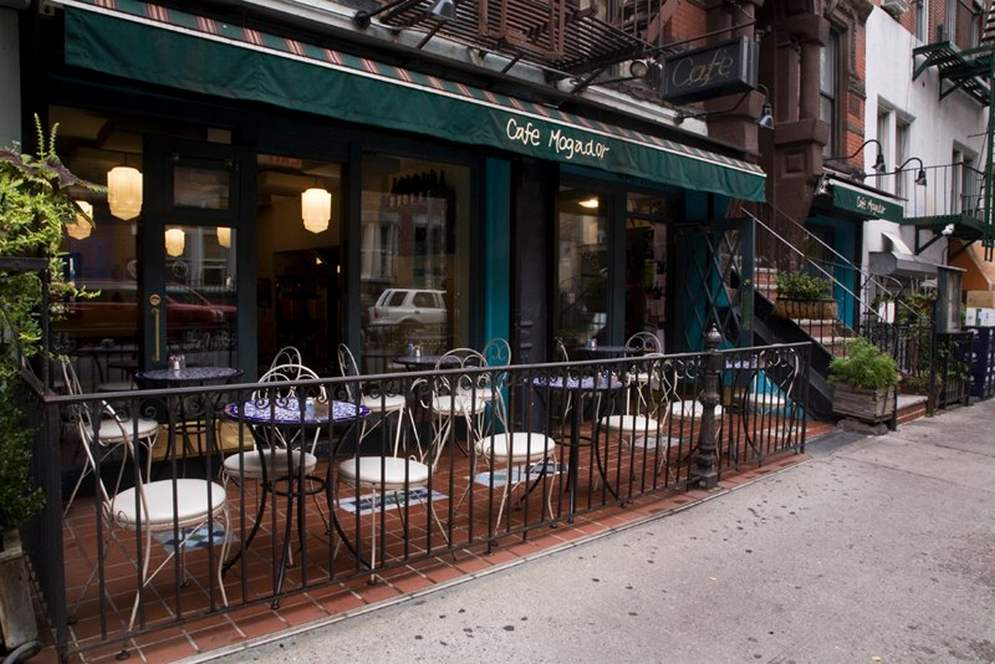 cafe mogador williamsburg