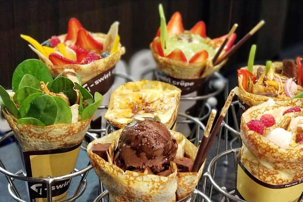 aplez best desserts at astoria restaurants and cafes t swirl crepe 01