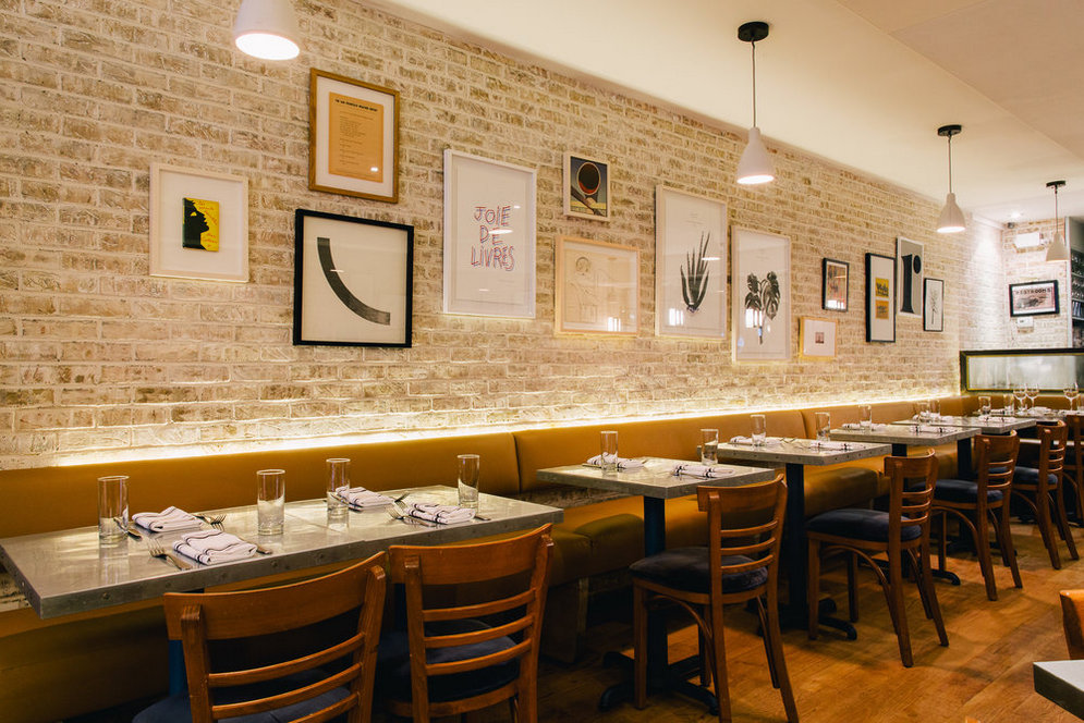 Best Romantic Restaurants Nyc