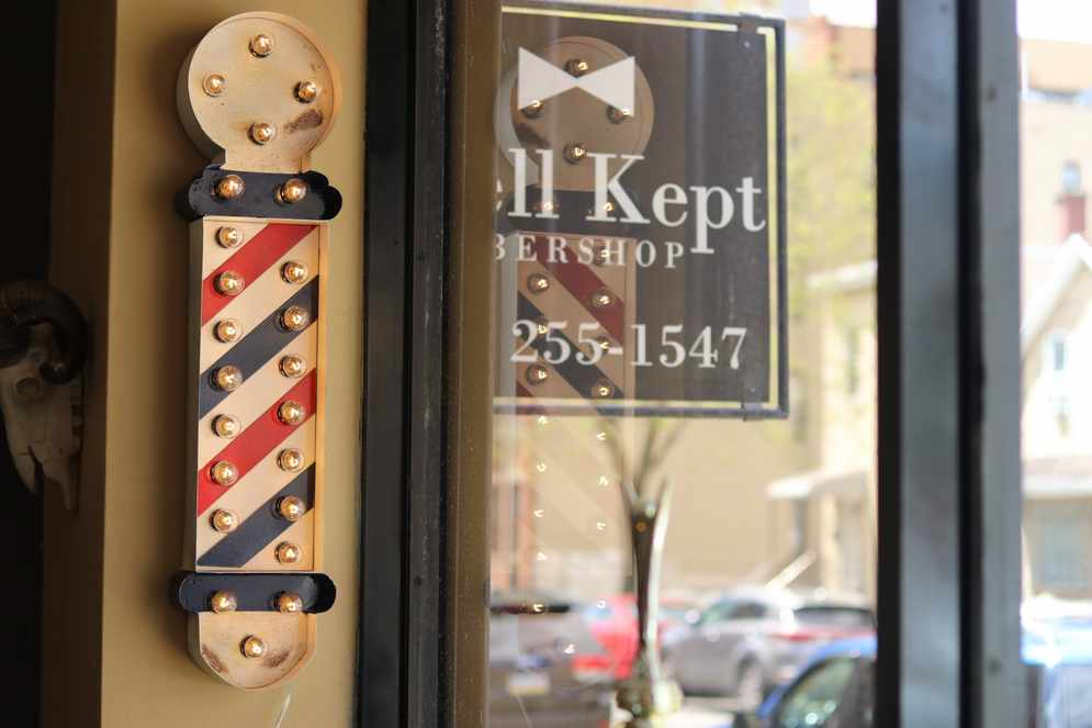 aplez well kept barbershop new york 3