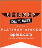 2016 Platinum Hermes Creative Awards Winner