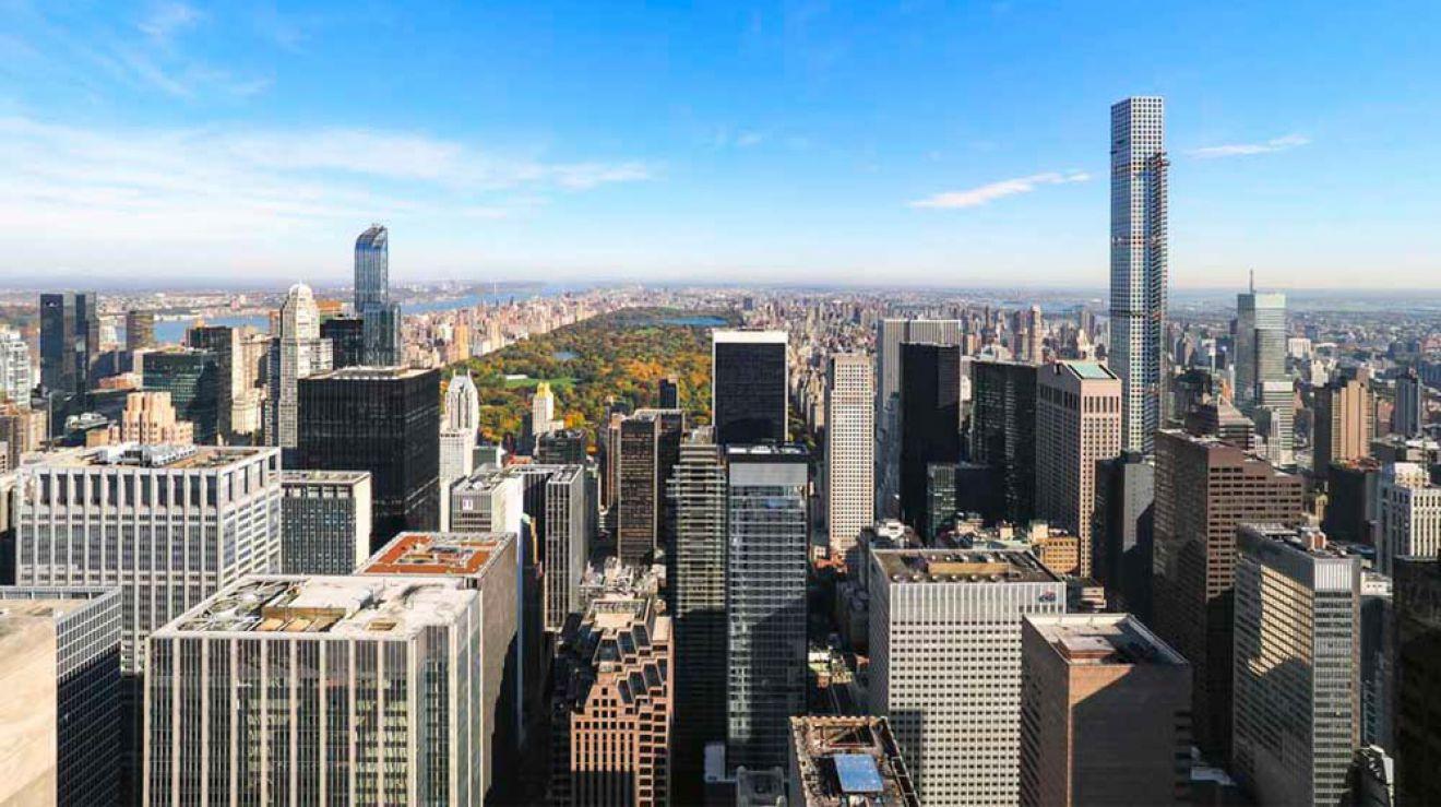 Rooftop Bars In Midtown Manhattan