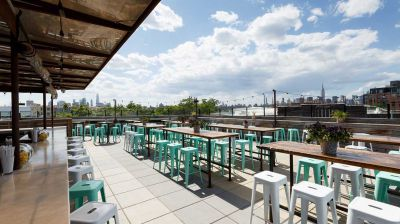 Best Rooftop Bars in Brooklyn, NY