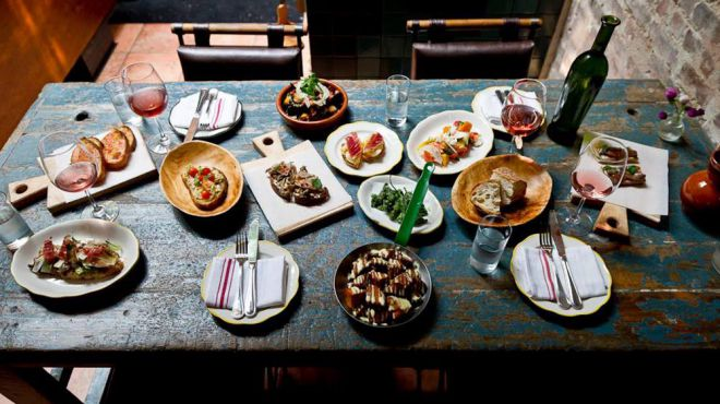 Best Tapas Restaurants - Downtown, NYC
