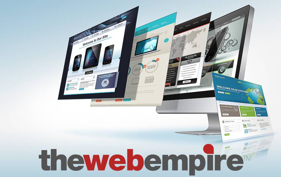 The Web Empire - Web Design Services, Astoria, Queens