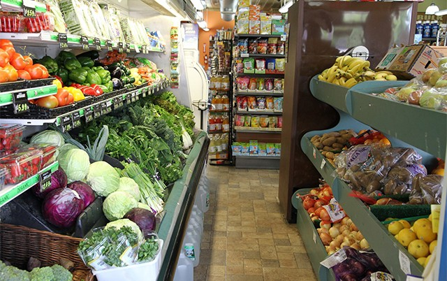 Natural Frontier Market 5% off purchases over $50