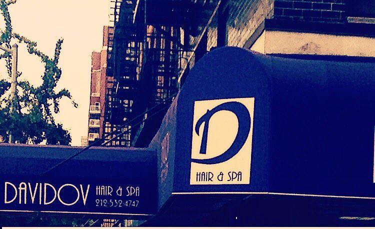 Davidov Hair and Spa Manhattan East Side, NY 10016
