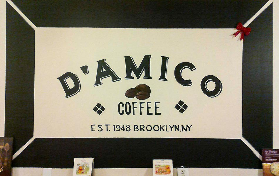 D\'AMICO COFFEE - BROOKLYN