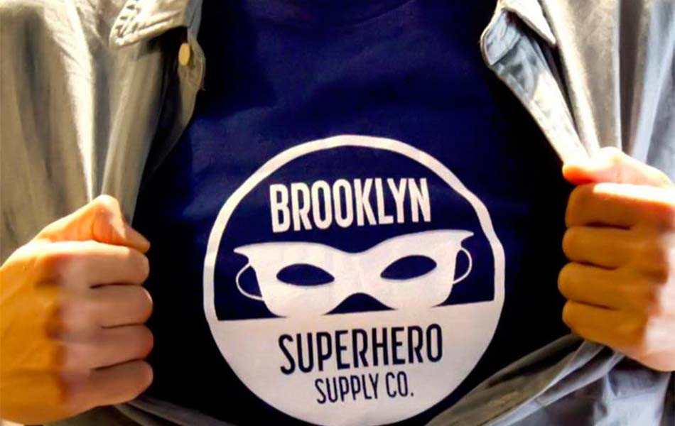 BROOKLYN SUPERHERO SUPPLY CO - BROOKLYN