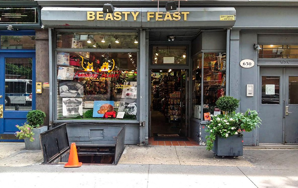 BEASTY FEAST - MANHATTAN EAST
