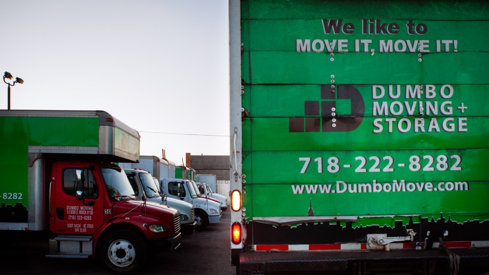 Dumbo Moving and Storage NYC Brooklyn, NY 11205