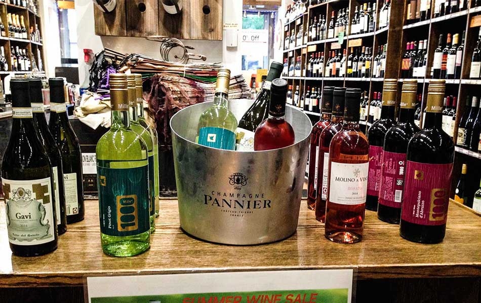 EAST HUSTON WINES AND LIQUOR - MANHATTAN