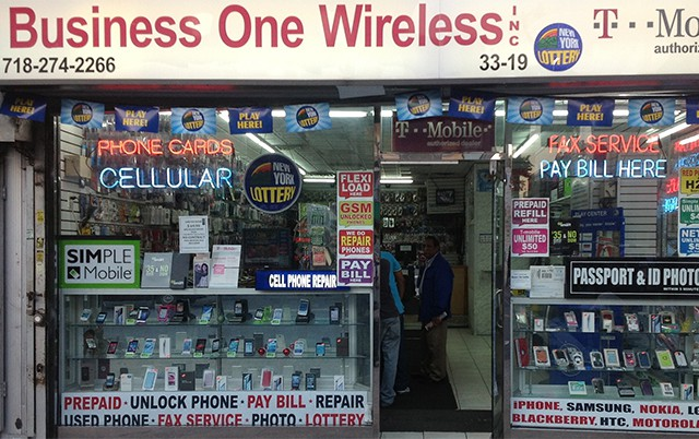 BUSINESS ONE WIRELESS - ASTORIA