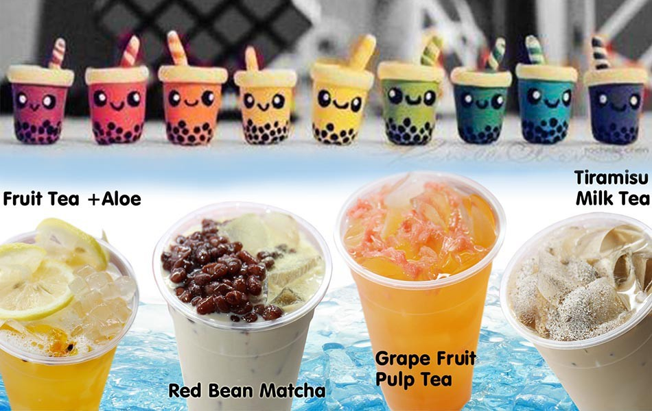 VIVI BUBBLE TEA - MANHATTAN
