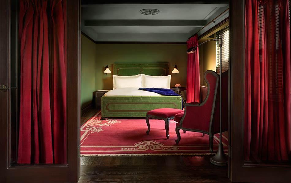 GRAMERCY PARK HOTEL - MANHATTAN