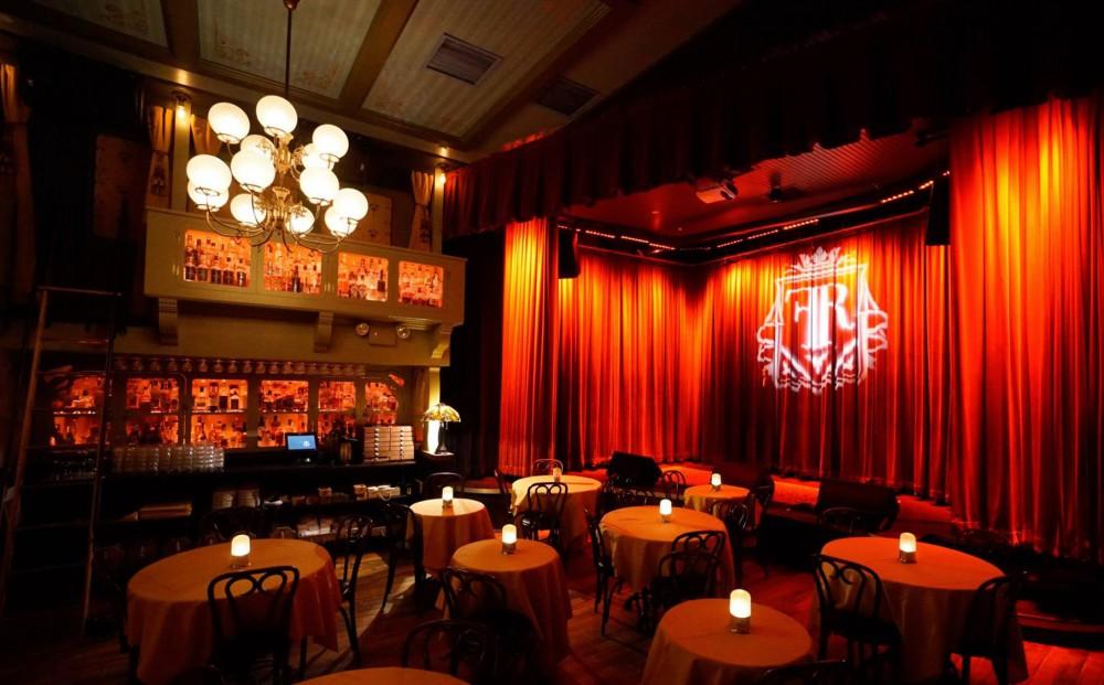 The Flatiron Room Happy Hour & Live Music