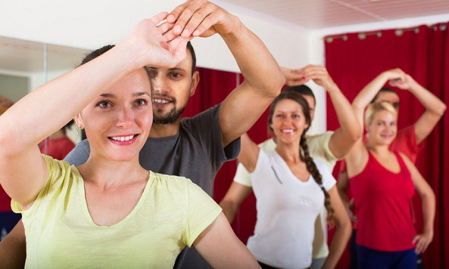 Dance Together NYC 4 Week Group Course $39