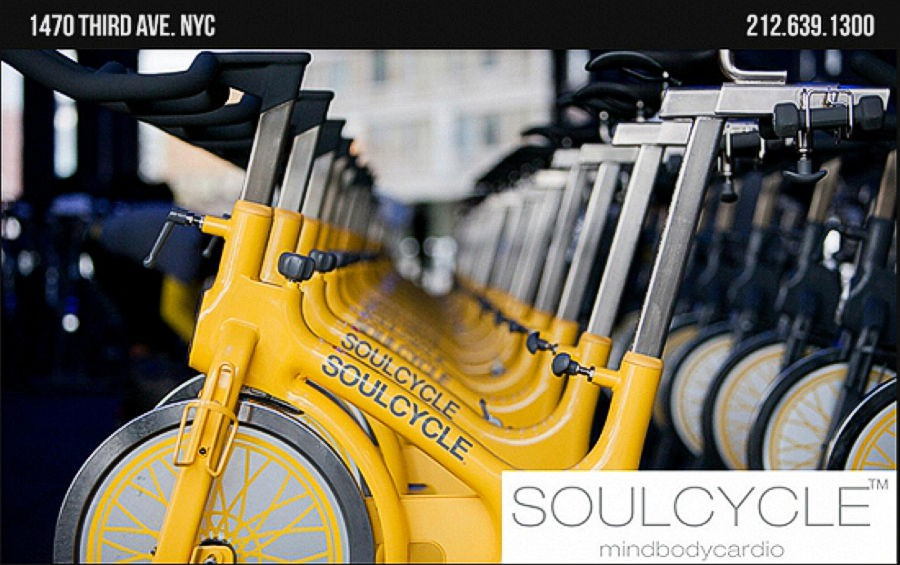 Soul Cycle Manhattan East Side, NY 10028