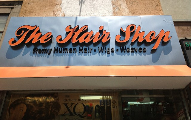 The Hair Shop Brooklyn, NY 11201