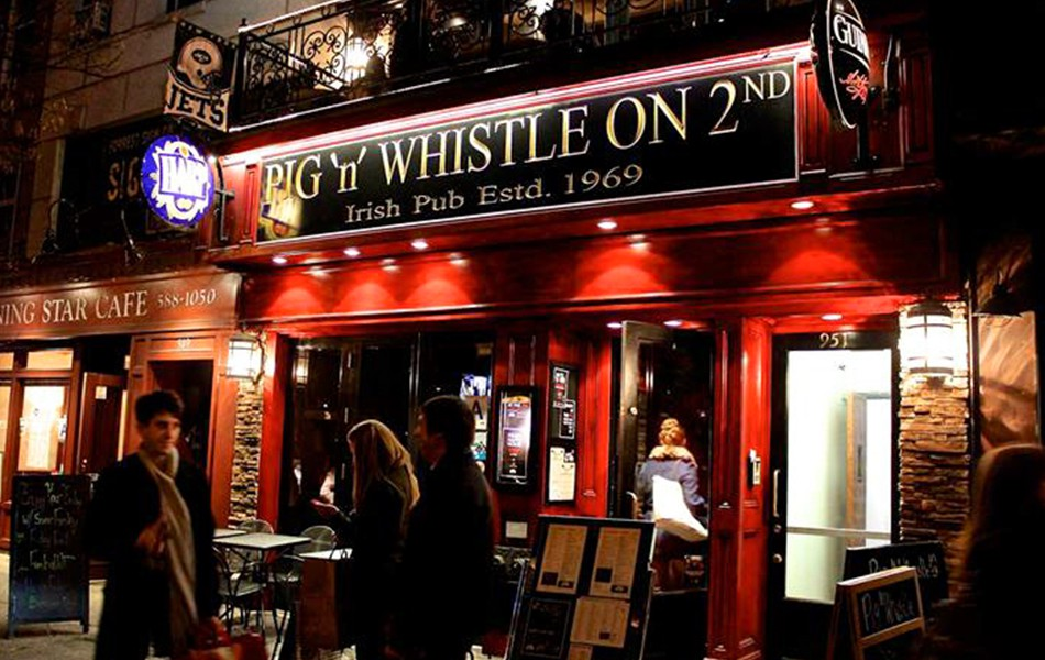 PIG\'N WHISTLE - MANHATTAN EAST