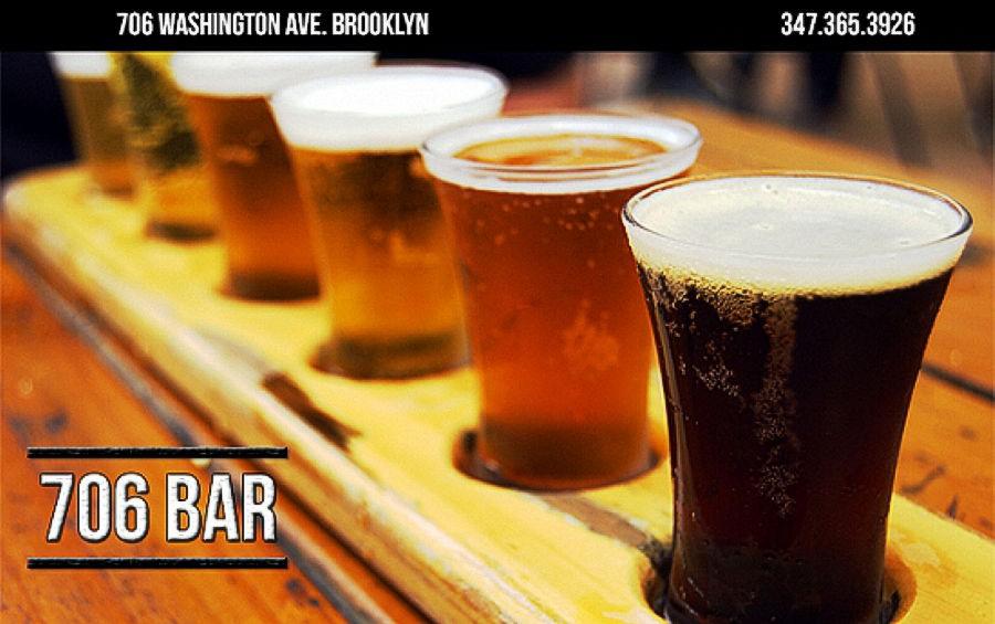 706 Bar Brooklyn, NY 11238