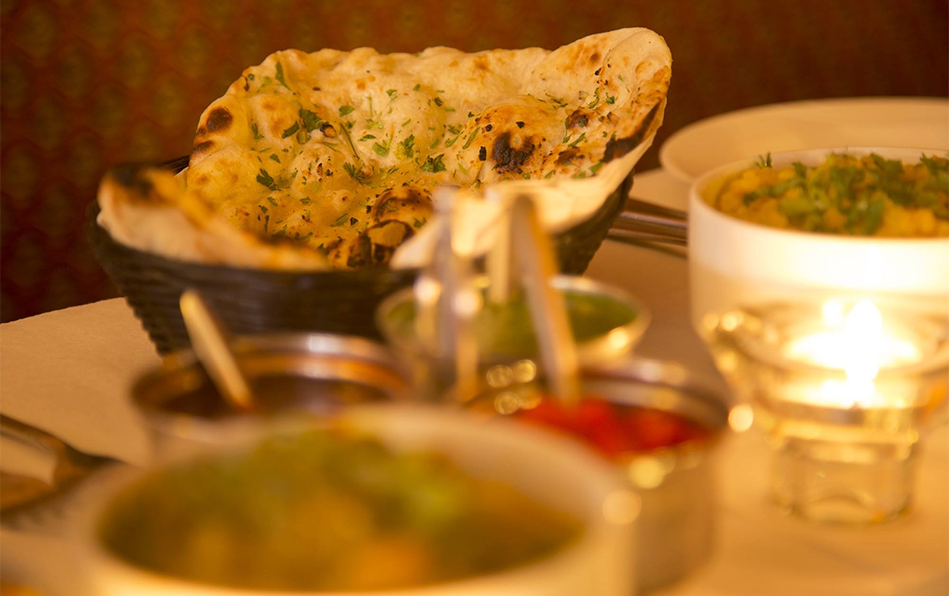 Basera Indian Bistro Everyday 4-Course Dinner-$24.95