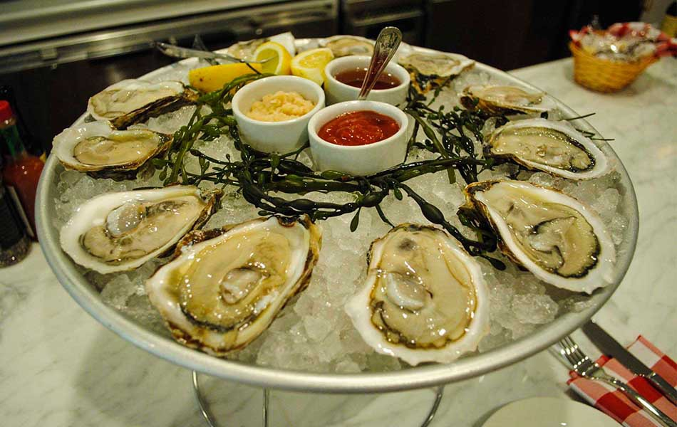 OYSTER BAR BROOKLYN - BROOKLYN