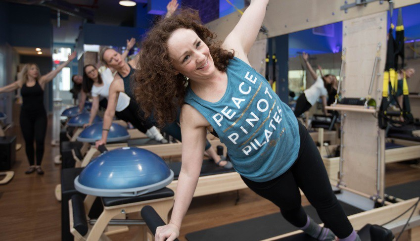 Club Pilates Free Intro Class