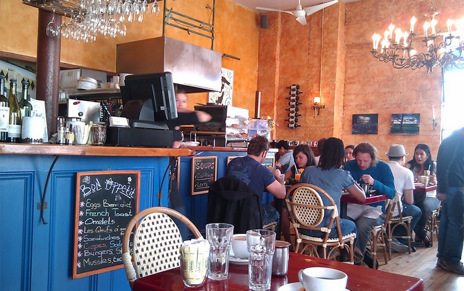 CAFE HENRI - ASTORIA