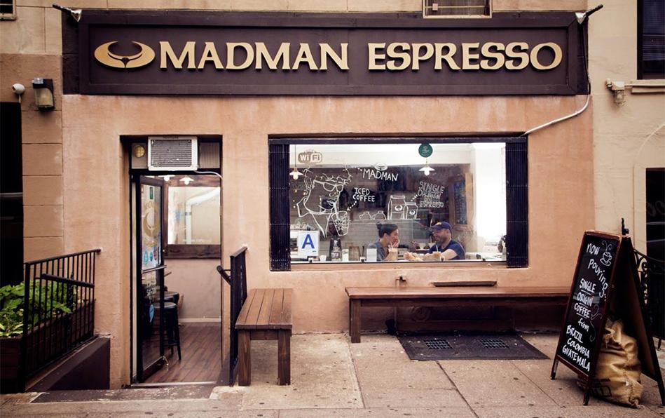 MADMAN ESPRESSO - MANHATTAN - MADMAN ESPRESSO