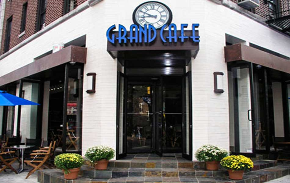 GRAND CAFE - ASTORIA