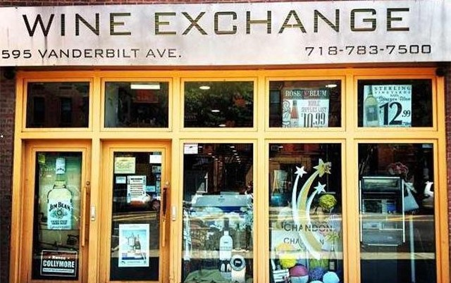THE WINE EXCHANGE - BROOKLYN