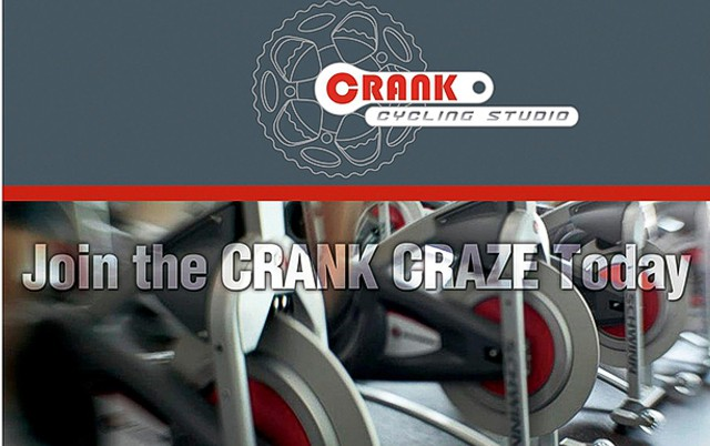 Crank Cycling Studio Long Island City, NY 11109