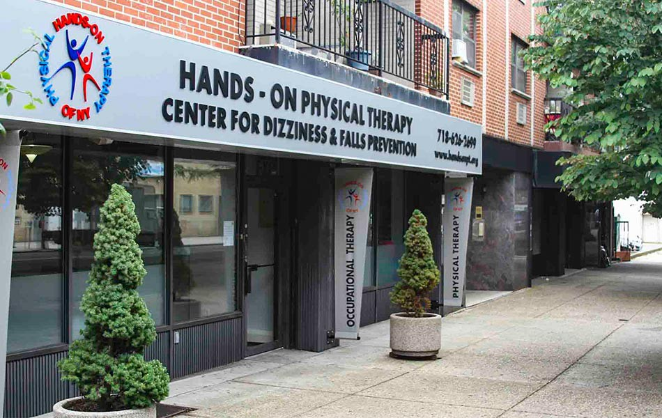 HANDS ON PHYSICAL THERAPY - ASTORIA