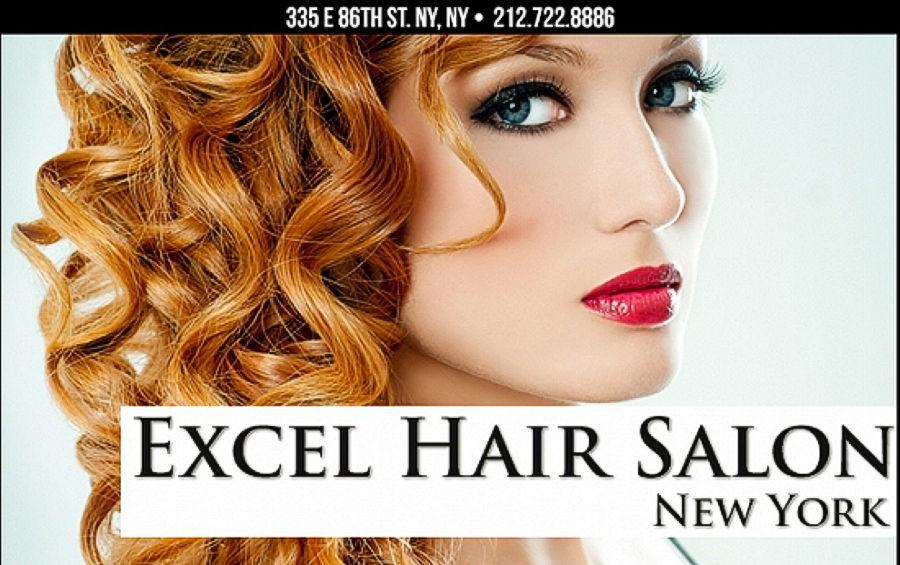 Excel Hair Salon Manhattan East Side, NY 10028