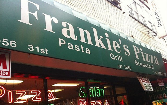 Frankie's Pizza Astoria, NY 11105