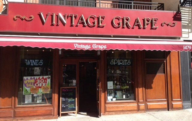Vintage Grape 20%-30% Off Wine Store