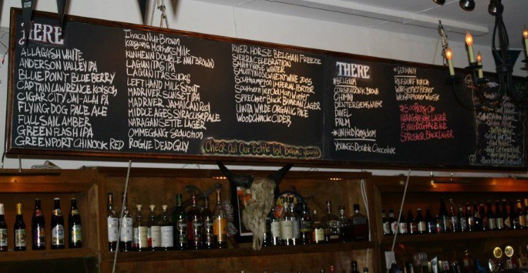 Valhalla Bar NYC Manhattan West Side, NY 10019