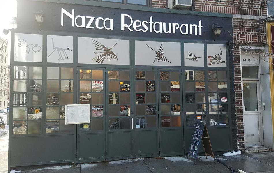 NAZCA - ASTORIA