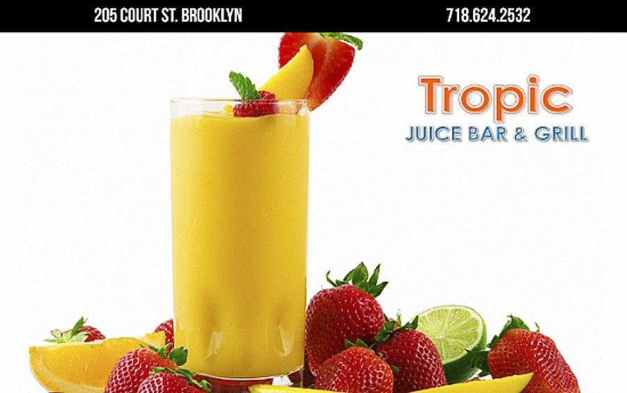 Tropic Juice Bar & Grill Brooklyn, NY 11201
