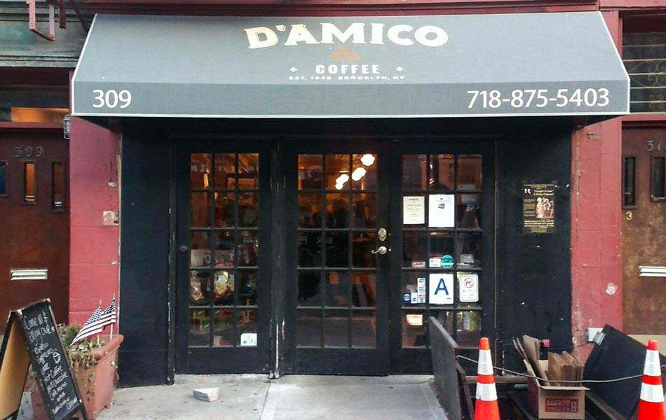 D\'AMICO COFFEE - BROOKLYN