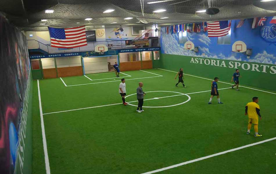 Astoria Sports Complex Long Island City Ny