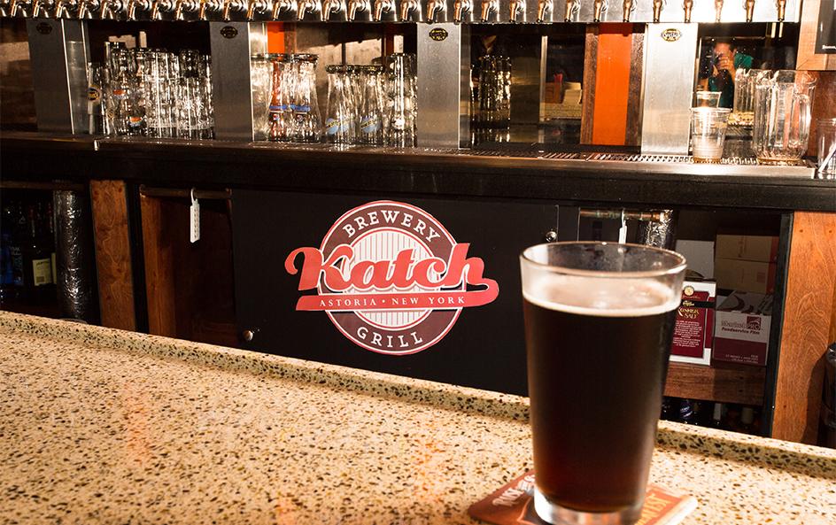 Katch Brewery & Grill Astoria, NY 11102