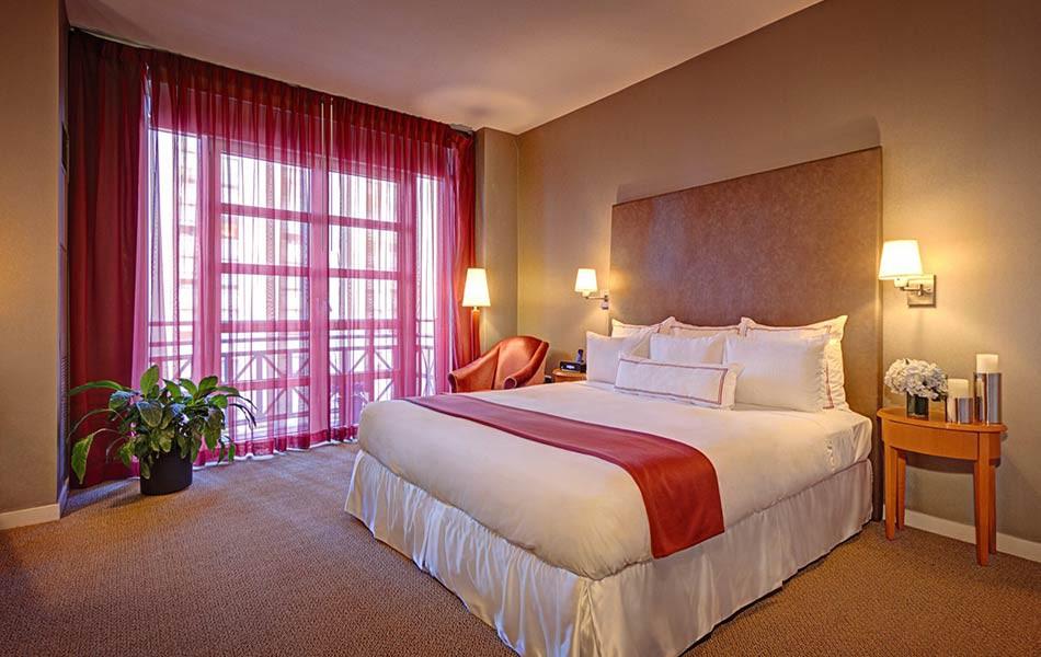 HOTEL GIRAFFE - MANHATTAN