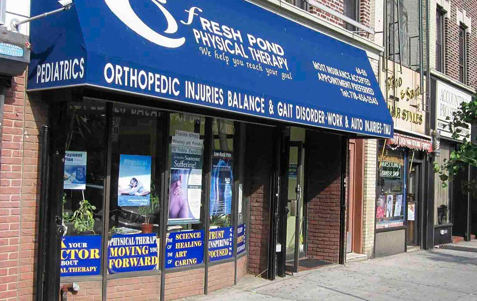 FRESH POND PHYSICAL THERAPY - LIC