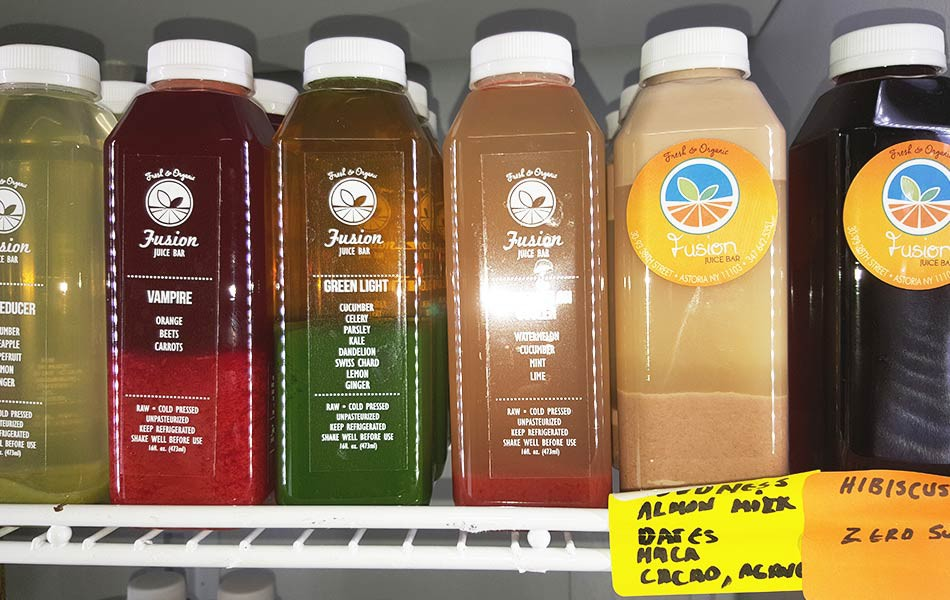 FUSION JUICE BAR - ASTORIA